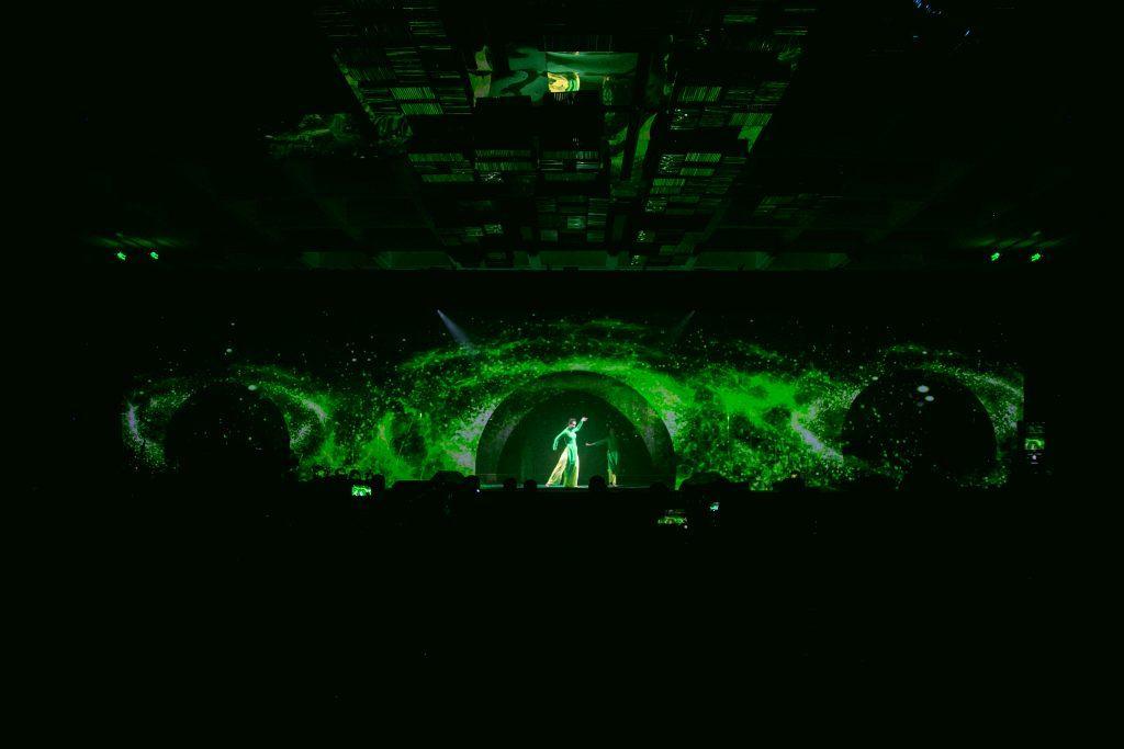 ITE, Gala ITE, event, hologram