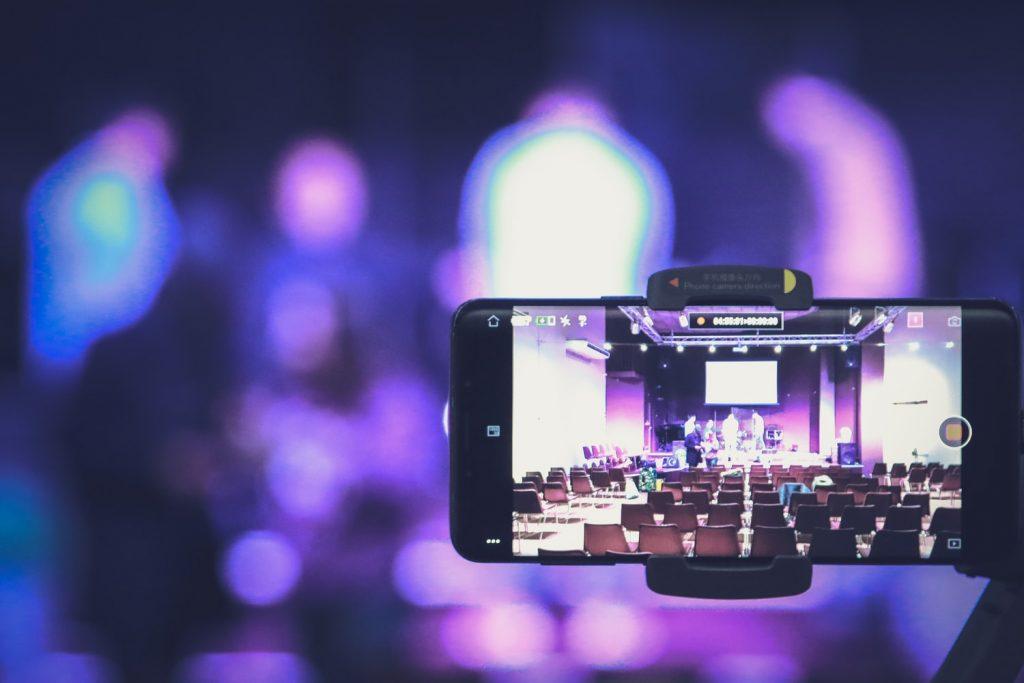 công nghệ, sự kiện, online event, apex,ĐHCĐ trực tuyến
