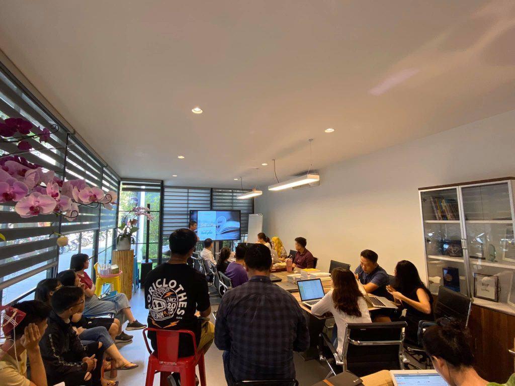 apex, nhân sự, training, meeting, agency