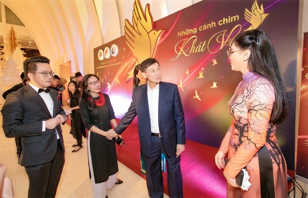 IPPG, Johnathan Hạnh Nguyễn, Những cánh chim khát vọng, event, Le Quynh Thu