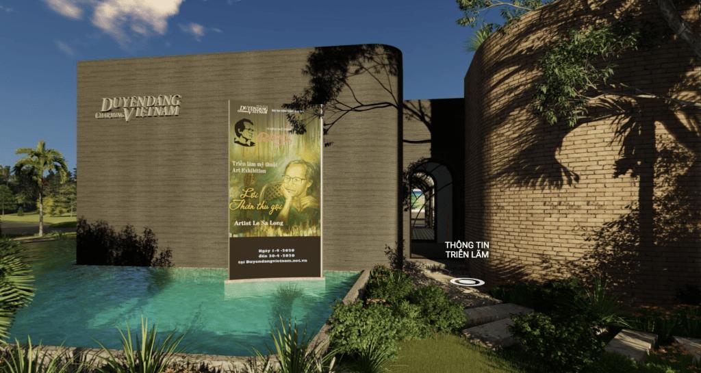 sự kiện online, triển lãm Trịnh Công Sơn, online event, lời thiên thu gọi