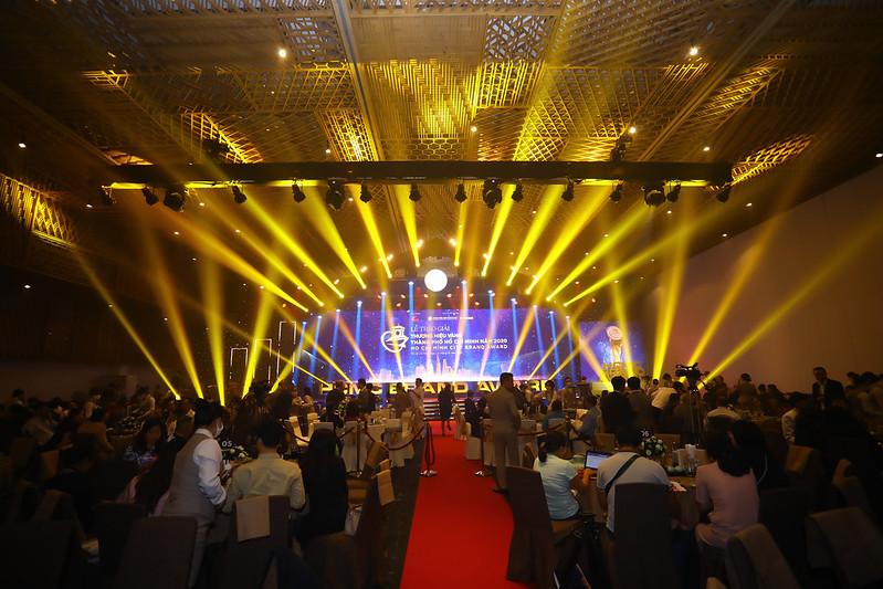 Lễ trao giải Thương hiệu vàng Thành phố Hồ Chí Minh