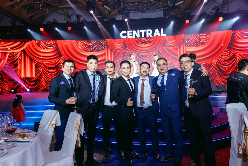 Year End Party 2020| Central